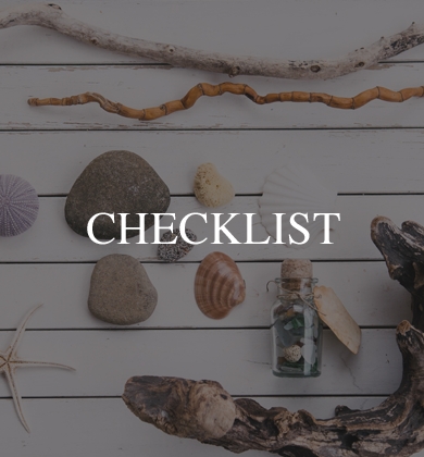 Travel medication checklist